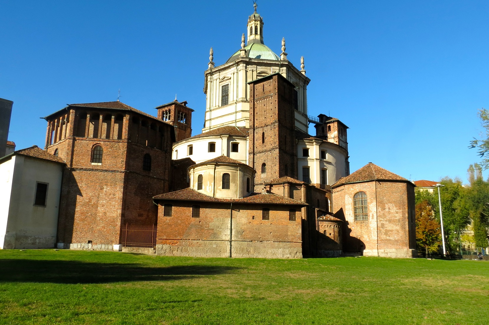 photo of San Lorenzo